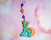 My Little Pony Keychain/Necklace, Firecracker Burst