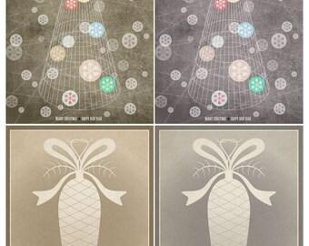 pop life postcards 2012 - the soft christmas set