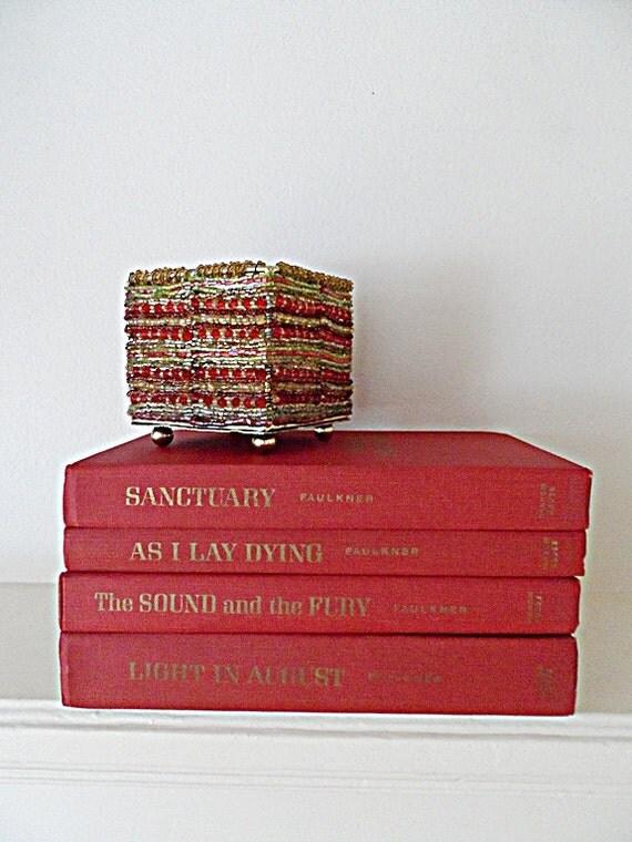 Faulkner Book Collection