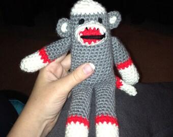 Stuffed Sock Monkey