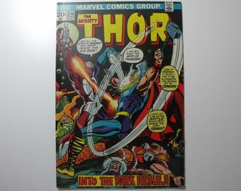 The Mighty Thor No.214 (1973)
