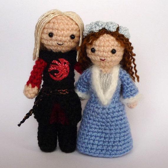 Reserved for Steph: Rhaegar and Lyanna