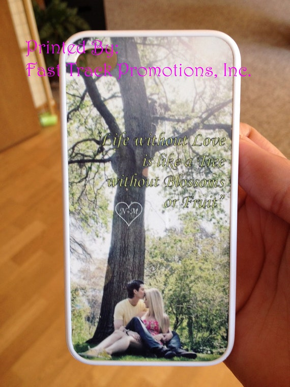 Custom Printed Photo Phone Case to fit iPhone 4, iPhone 4s, iPhone 5, iPhone 5s (Single Photo or Have a Photo Collage Created)