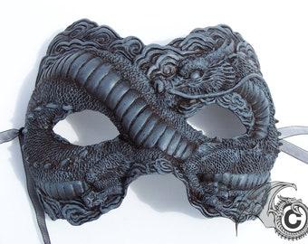 Large Dark Oriental Mask