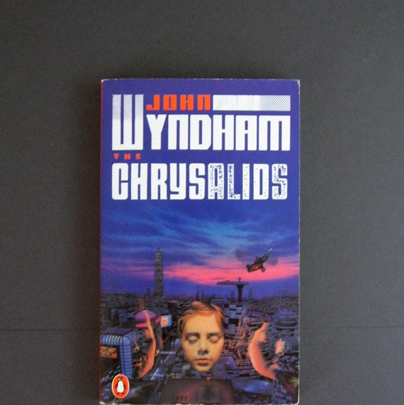 The Chrysalids John Wyndham - Vintage Penguin Paperback Book - Science Fiction