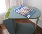 Vintage Magazine Table
