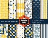 Buy 2 Get 2 Free ---- Digital Papers ---- Personal and Small Commercial Use ---- BB 0269