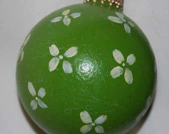 Sweet Hand Painted Ornament