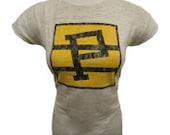 Vintage Pittsburgh Hockey T-Shirt - White (Women's S, M, L)