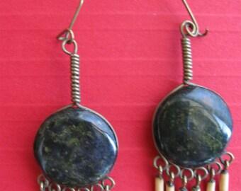 Kalahari Dangle Earrings