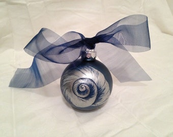 Nautilus Shell Ornament
