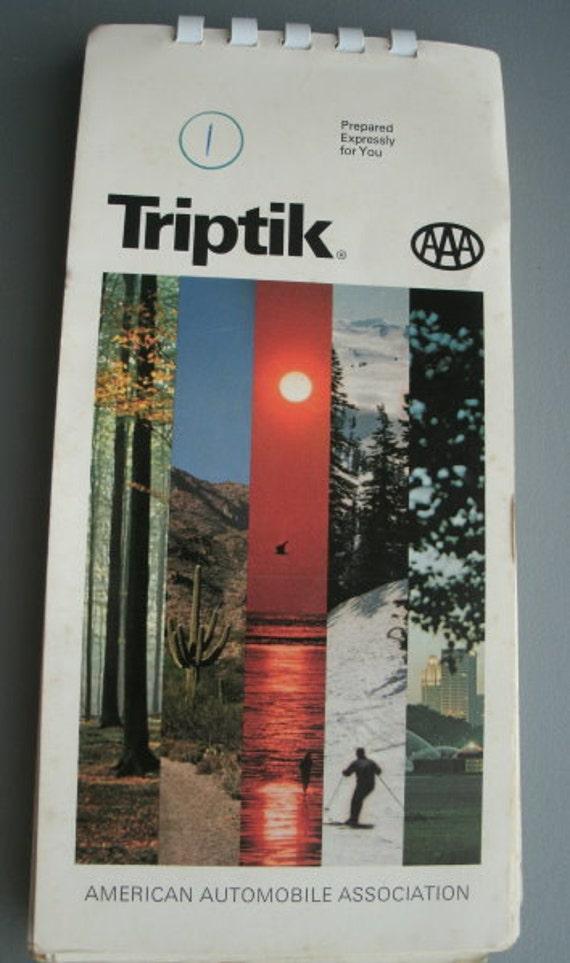 triptik maps guides