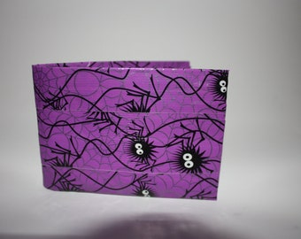 Spiders Duct Tape Wallet