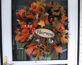 Autumn Fall Wreath