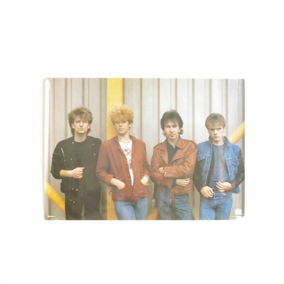 Vintage U2 Poster