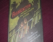 Frankenstein moved in on the fourth floor childrens book