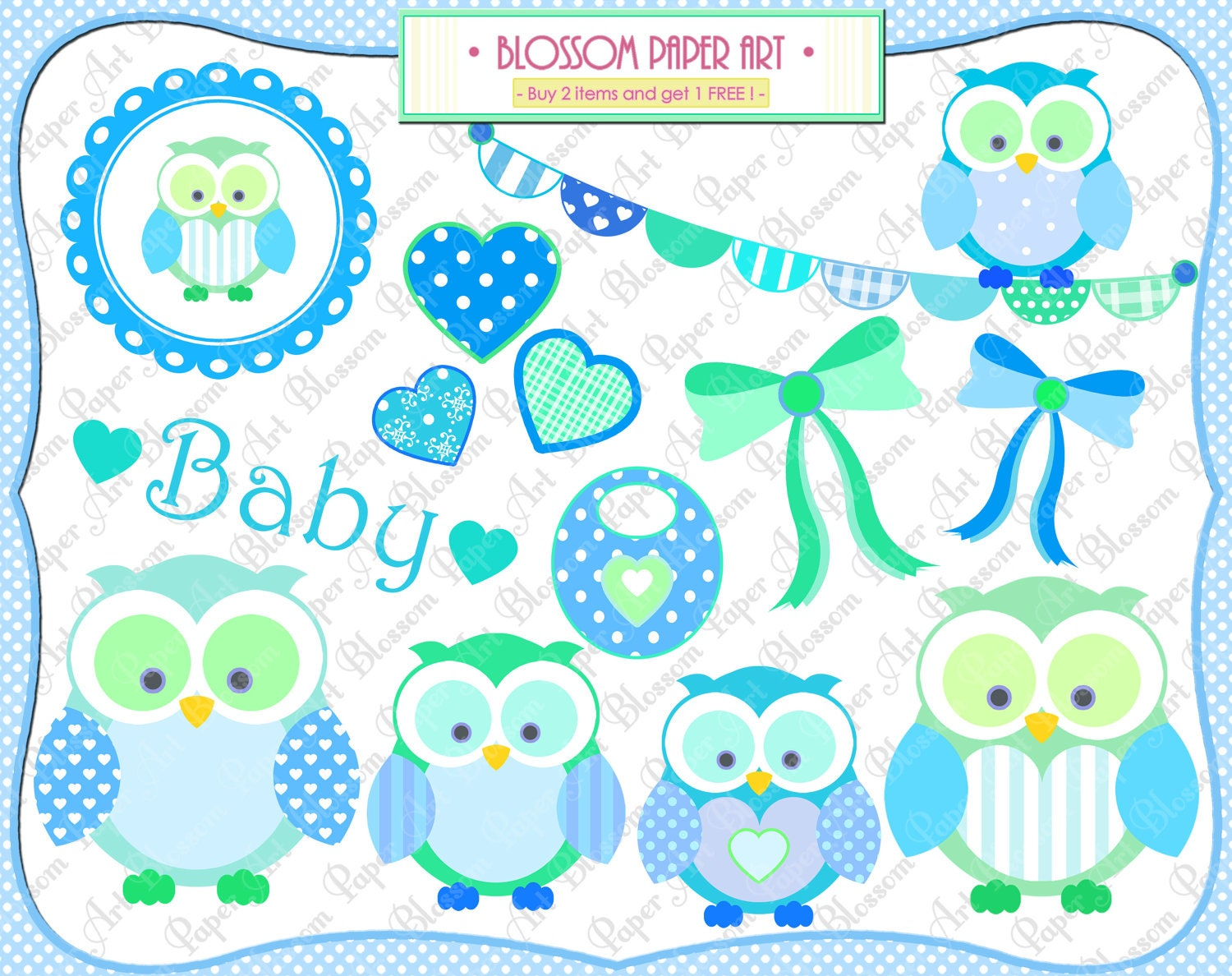 baby boy clipart shower - photo #36