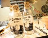 Corona Bottle Jars