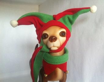 Elf costume by FiercePetFashion