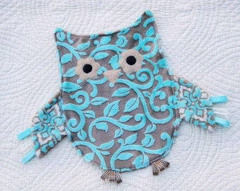 Whooo Loves You Owl Snugglie