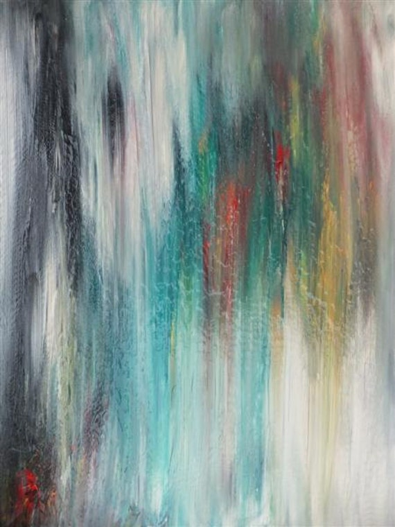 Song Within Abstract Painting