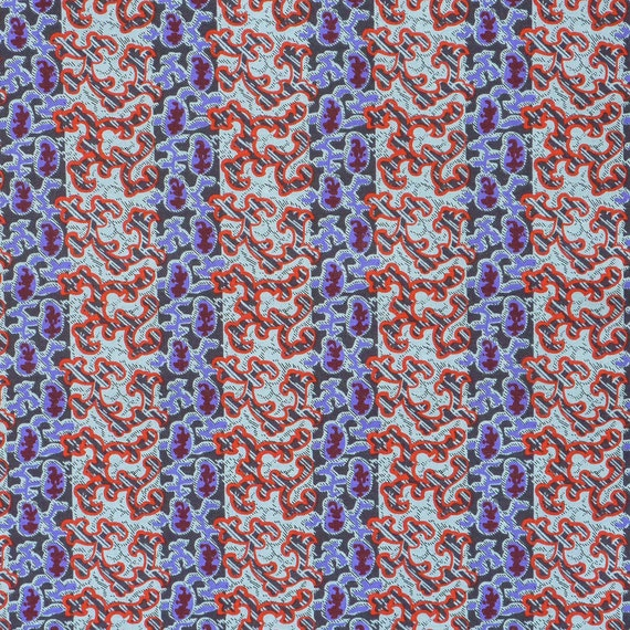 Liberty Paisley Collection LB10 Tundra for Free Spirit/Westminster Cotton Print Fabric