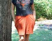 Upcycled Gameday Dress - from Texas Tshirt