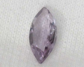 Amethyst Faceted Marquise - 12X6mm Natural Faceted Gemstone Birthstone: LSAmethyst12X6mmMarquise