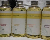 Handcrafted Artisan Bath Oil