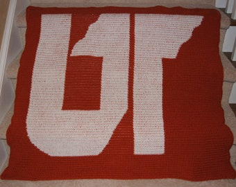University of Tennessee Baby Blanket Is One Of A Kind