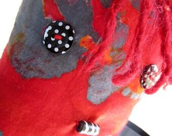PLUSH CRITTER-- whimsical friend stuffed toy