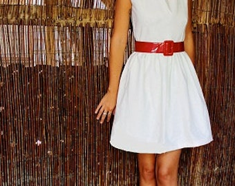 Organic Cotton Summer Dress