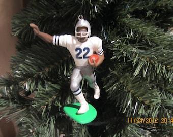 Emmitt Smith Dallas Cowboys SEE DESCRIPTION custom football sports ornament many to choose from