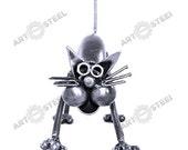 "Scrap Metal Cat (6"") ........ Model JG02"