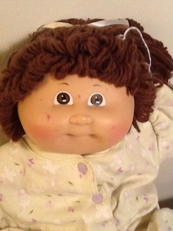 Collector information, identification - My Cabbage Patch Kids