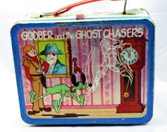 1974 Goober and The Ghost Chaser Lunchbox