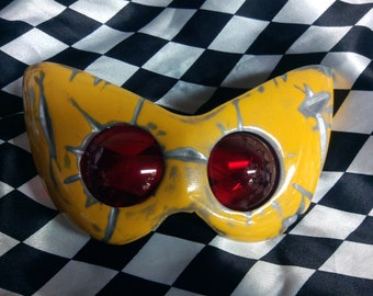 The Venture Brothers Henchmen Mask Battle damaged edition