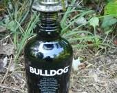 Recycled Bulldog Lamp