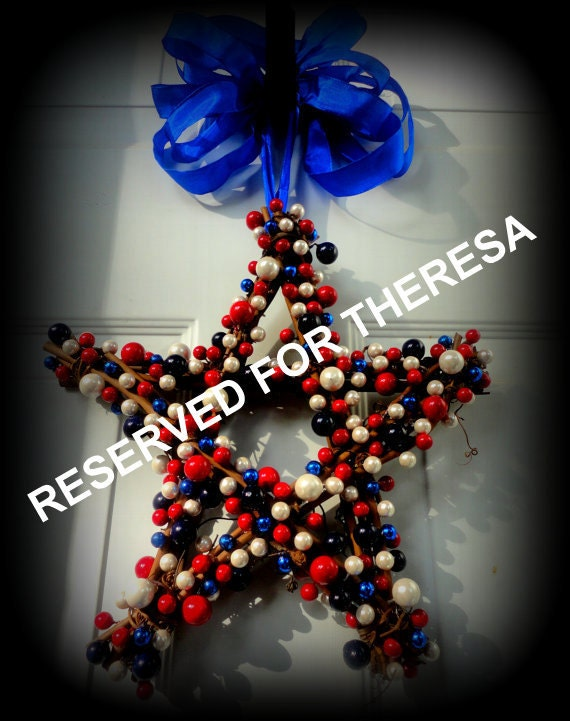 RESERVED FOR THERESA