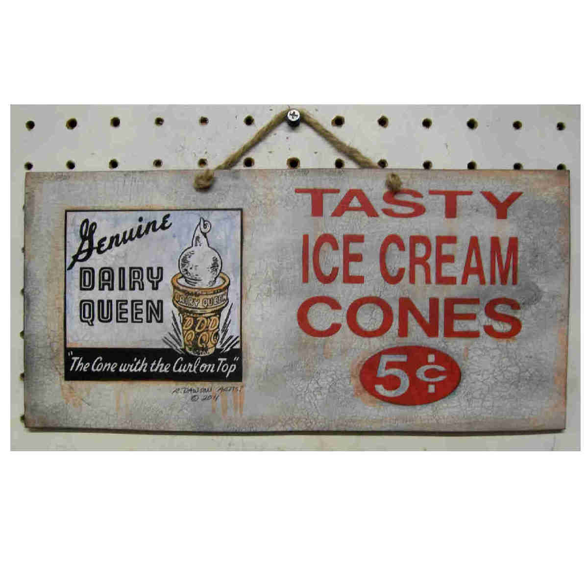 Vintage Dairy Queen 90