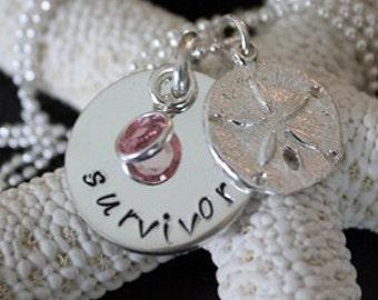 Beachy Jewelry, Survivor Jewelry ~  Seaside Survivor Necklace