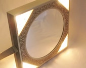 Two Way Mirrored Vanity Light