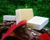 Macadamia soap (jabón de Macadamia)