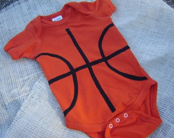 Custom Basketball Onesie/Shirt (NOT Personalized)