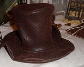 Steampunk Hat, Lolita Hat, Victorian Hat