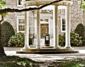Old Well UNC Vintage-Chapel Hill, North Carolina multiple Sizes Available-Fine Art Photography-Landmark,Tarheels, UNC
