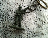 Army Men Toy Keychain 2