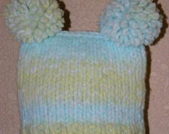 Knitting Pattern For Jester Wool : Knit jester hat Etsy