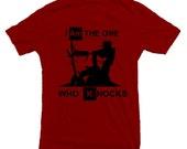 Breaking Bad Shirt - I Am The One Who Knocks