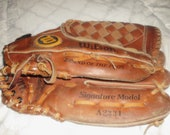Vintage Wilson Glove Signature series